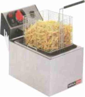 Electrical Single Pan Fryer