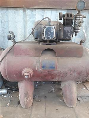 Compressor for sale.