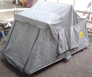 Eezi-Awn roof too tent
