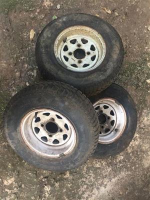 Metzeller tyres
