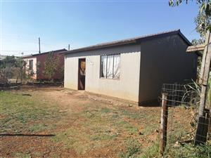 A NICE 4 ROOMS HOUSE IN ORANGE FARM FOR SALE.