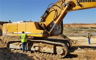 Liebherr 954 Excavator Used
