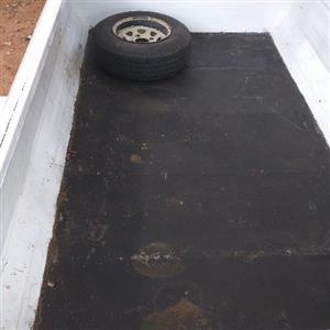 6 foot trailer good condition