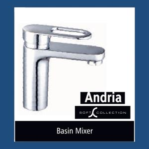 Tabs - Basin Mixer (Andria)