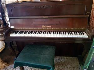 Hoffmann Upright Piano