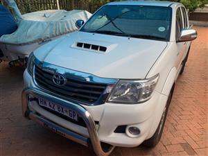 2013 Toyota Hilux 3.0D 4D double cab Raider