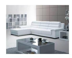Modern Italian Inspired Lounge Suite: