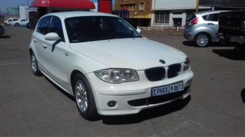 2007 BMW 1 Series 116i 5 door