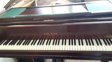 Carl Ecke - Baby Grand Piano