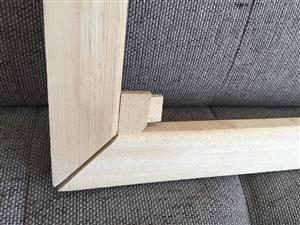 Solidwood frame for Artist application - price per frame - see sizes below