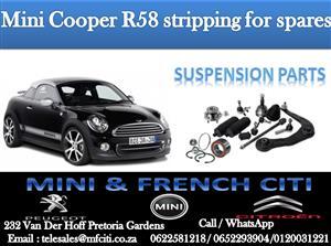BIG PROMOTION ON MINI R58 SUSPENSION PARTS