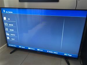 """50"""" Hisense LED TV"""