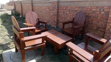 5 piece garden set for sale