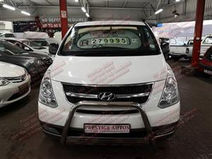 2013 Hyundai H1 H 1 2.4 Multicab GL