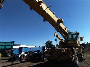 Grove RT - 422, 20 Ton Mobile Crane