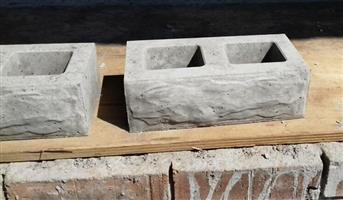 R3500 FOR YOUR VERY Own Face Brick Manufacturing Business - MAKE HUGE PROFITS !
