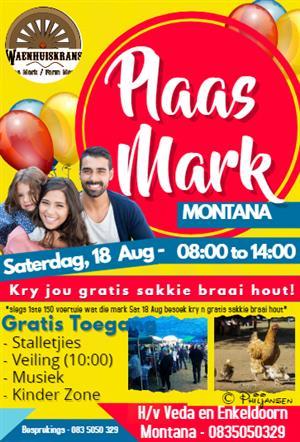 Waenhuiskrans plaasmark / Farm Market