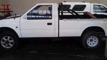 1996 Isuzu KB single cab KB 250D LEED P/U S/C
