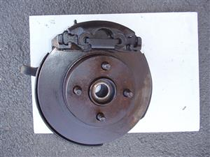 Toyota Corolla 2E - Chisel Shape -  Front Disk ( R/H) - Complete