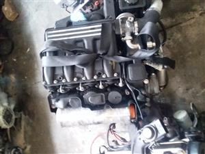 320D BMW import low mileage engines and gearboxes