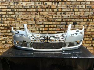 Volkswagen Touran Facelift Front Bumper OEM