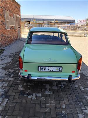1976 Peugeot 404