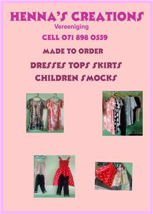 Dresses Tops Smock Dresses for Kids