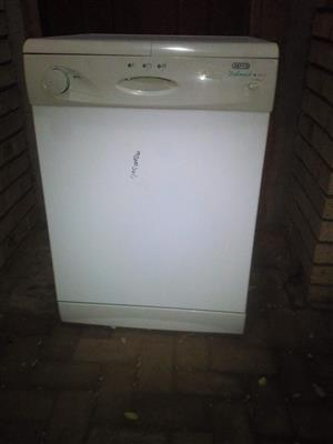 Defy DW-12 dishwasher