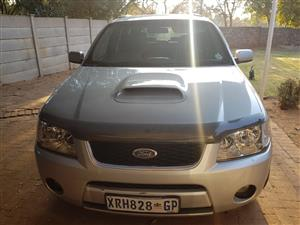 2008 Ford ST Territory