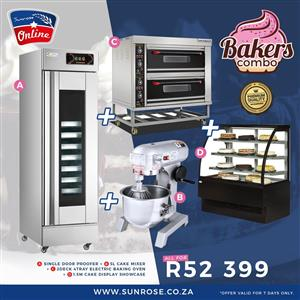 BAKERY EQUIPMENT FOR SALE - BAKING EQUIPMENT FOR SALE- OVEN FOR SALE -START UP FOR BUSINESS FOR SALE
