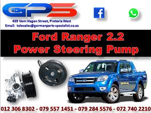 Ford Ranger 2.2 Power Steering Pump New Part for Sale