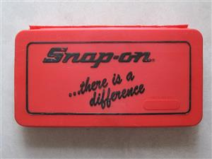 SNAPON Tap & Die Set at 50% off