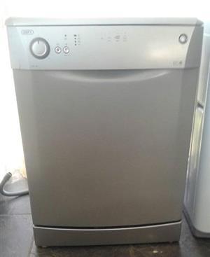 Defy eco silver dishwasher