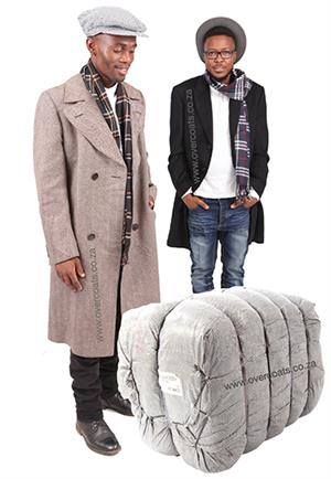 Second hand Men's Long coats for sale in bundles. Buy a bale. Make your own cash!