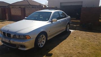 2000 BMW 5 Series 530d M Sport