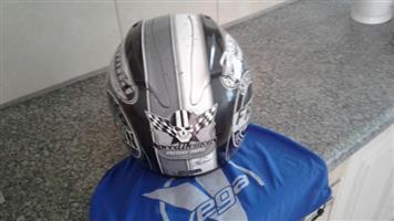 Speed demons helmet