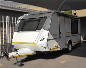 2008 Gypsey Rascal Caravan