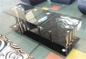 Brand Glass Plasma TV stand