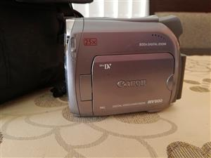 CANON VIDEO CAMCORDER FOR SALE