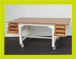 Contemporary Kitchen Island - SKU 545