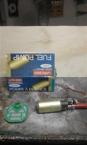 Electric Fuel Pump -