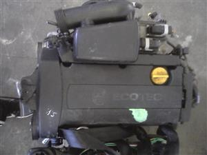 Opel Astra 1.6 16V Z16XEP engine for sale