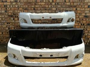 Toyota Hilux facelift legend 45 Front Bumper