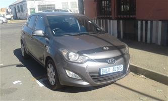 2013 Hyundai i20 1.4 Motion auto