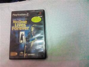 Sony Play Station 2 Game