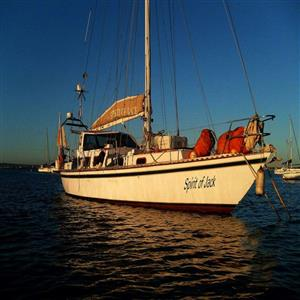 LOOKING TO LEAVE SA? - YACHT OPEN FOR OFFERS