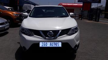 2014 Nissan Qashqai QASHQAI 1.5 dCi TEKNA