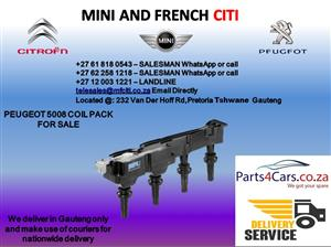 Peugeot 5008 ignition coil for sale