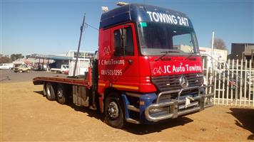 JC AUTO TOWING