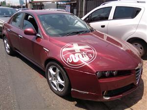 2007 Alfa Romeo 159 2.2 JTS